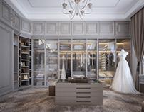 Neo Classic Dressing room