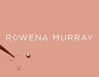 rowena murray — corporate identity