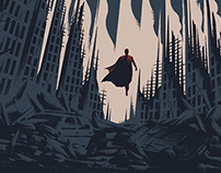 BATMAN v SUPERMAN for Poster Posse