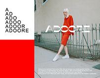 ADOORE | Editorial & Packaging Design