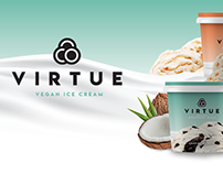 Virtue Vegan Ice Cream