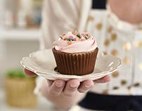 DOS CASAS - Cómo hacer cupcakes super ricos