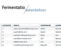 Fermentatio alumni application