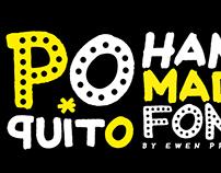 Poquito (typography)