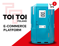 ToiToi.pl - E-commerce Platform