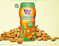 Cadbury Bournvita - Badam Booster