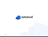 Sunucu.al logo design