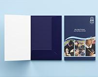 Berridge Primary Prospectus folder