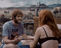 Lil Dicky - Pillow Talking