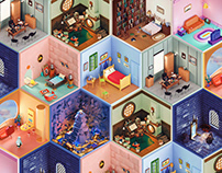 Toy Rooms | NFT Collection