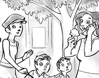 Storyboard: What Are You Lookin' At?