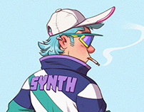 Synthwaver (2/2)