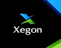 Logo Design - Xegon