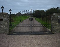 Fabricated Gates