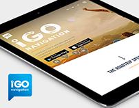 iGO Navigation redesign