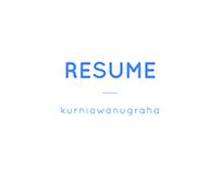Curriculum Vitae + Portfolio