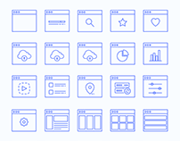 Browsers Icon Set