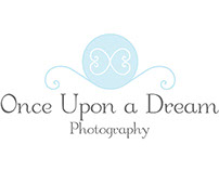 """Once Upon a Dream Photography"" Logo Design"