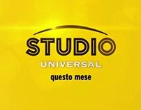 Film del mese su Studio Universal