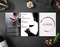 Quixote Catalog Design