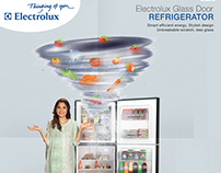 Electrolux Print Campaign