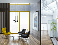 Office - Architectural Visualization
