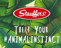 Stauffer's Animal Crackers: Feed Your #AnimalInstinct