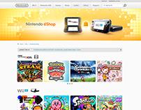 Nintendo Australia eshop