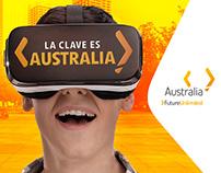 La clave es Australia