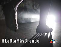 #LaOlaMásGrande