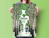 Project 35 Trees - Poster Design