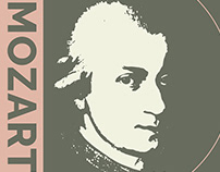 Concert Posters designed for the WCHOF, 2018