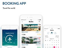 Booking and Event Apps