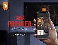 Zara Home - Bronce Diente