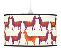 Retro Llama Brightfolk Collection
