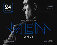 Mens Wear | Modern and Creative Templates Suite