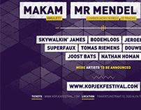 KOPJEK FESTIVAL 2015