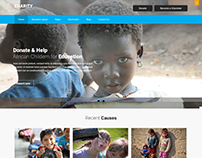 NGO WordPress Theme for Nonprofit Organization