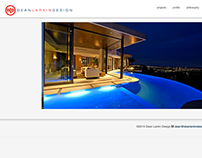 Architecture Firm Website