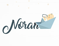 Birth Card Noran