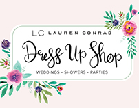 LC Lauren Conrad: Dress Up Shop