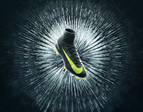 Nike - Mercurial CR7