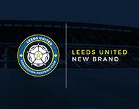 Leeds United - New Brand Proposal