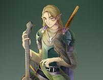 Dungeons & Dragons : Elion