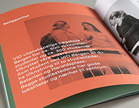 Brochure for VID Specialized University