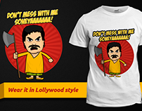 Desi T-shirt design collection