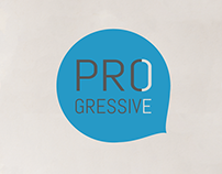 New logo concept for Progressive o.p.s.