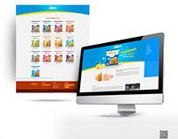 Zawq Namkeen Website