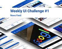 UI Challenge - Week 1