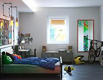 Chaos room
